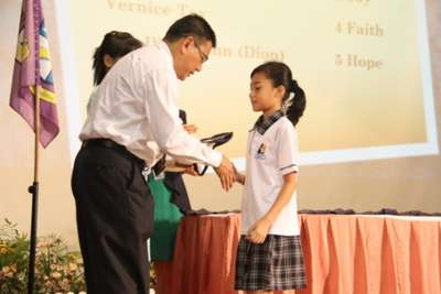 Student Leaders' Investiture 2014 3