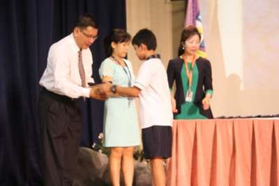 Student Leaders' Investiture 2014 1